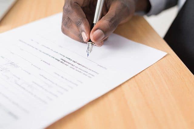 estudio y firma de nuestros préstamos
